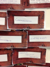 This is what we thought were the barriers for West Sussex Young people in care