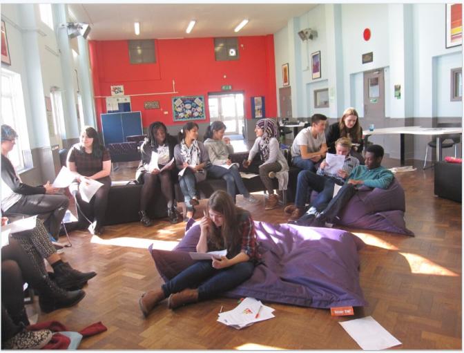 Safeguarding workshop