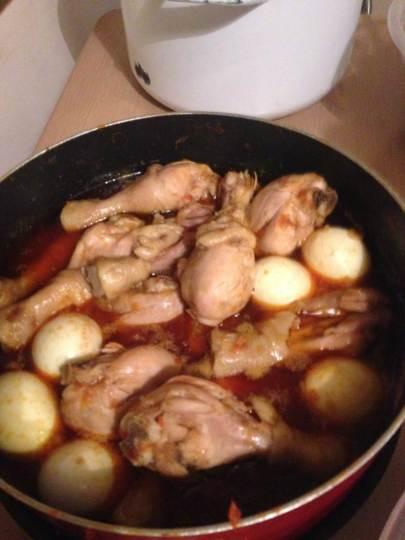 Eritreu Cooking