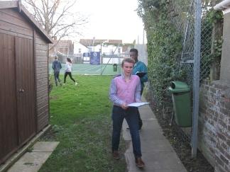 Inspecting Outside Glynn