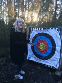 Lily and Archery
