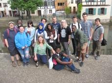 Team EYE team from West Sussex