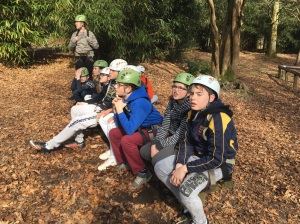 Waiting for the High Ropes
