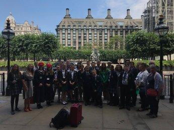 Tour of Parliament