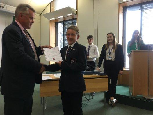 Steyning Grammar School Award