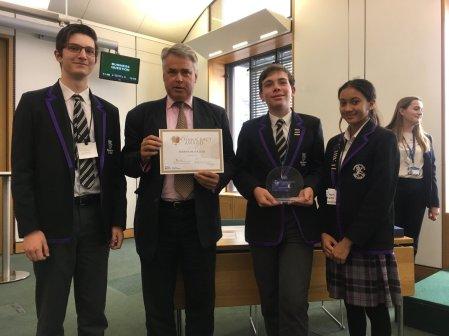 Shoreham College Award
