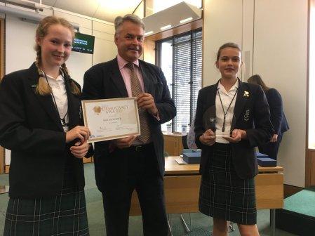 Millias School Award