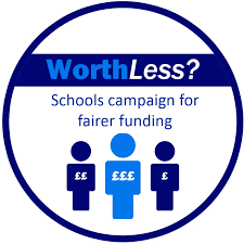 Schools campaign for fairer funding